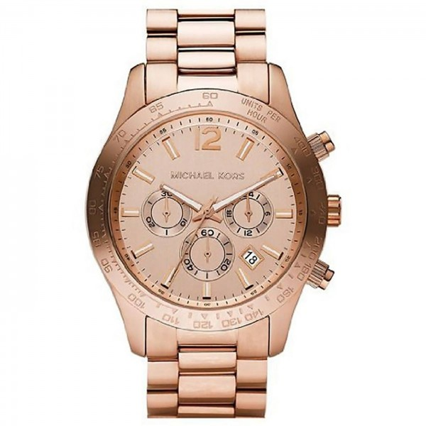MICHAEL KORS MK8207 Herrenuhr Farbe Rose