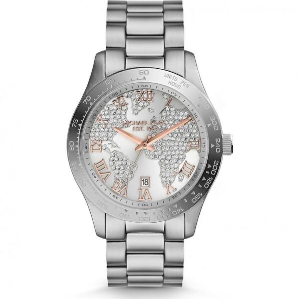 Michael Kors MK5958 Damenuhr Farbe Silber