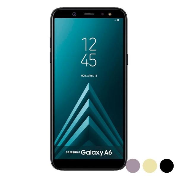 "Samsung GALAXY A6 5,6"" Octa Core 3 GB RAM 32 GB Farbe: Gold"