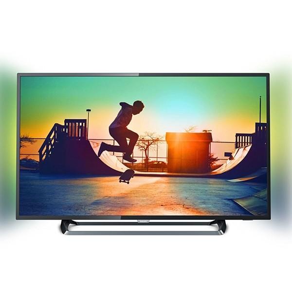 """Smart TV Philips 43PUS6262/12 43"""" Ultra HD 4K LED Ultra Slim Wifi Schwarz"""