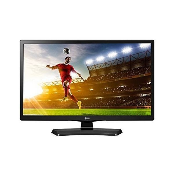 "Fernseher LG 22MT48DF PZ 21.5"" Full HD LED Matte Hinterseite"