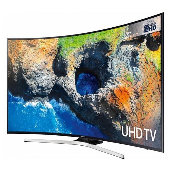 """Samsung Smart TV UE55MU6205 55"""" Ultra HD 4K LED USB x 2 HDR Wifi Gekrümmt"""