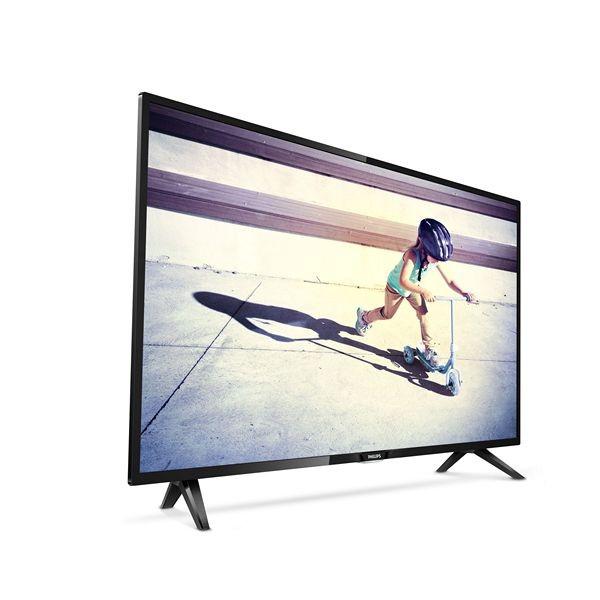 "Fernseher Philips 32PHT4112/12 32"" HD Ready LED USB Ultra Slim Schwarz"