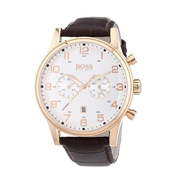 Hugo Boss Herrenuhr XL 1512921