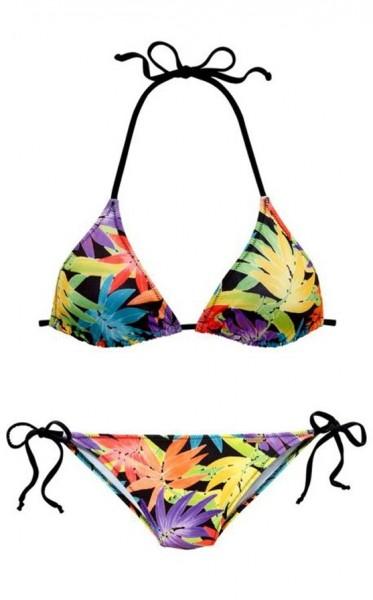 Traingel-Bikini, bunt von Bruno Banani