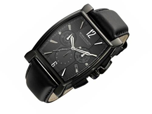 Romanson Sports TL1249HM1BB32W Herren Chronograph