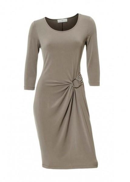 Kleid, taupe von S. Madan