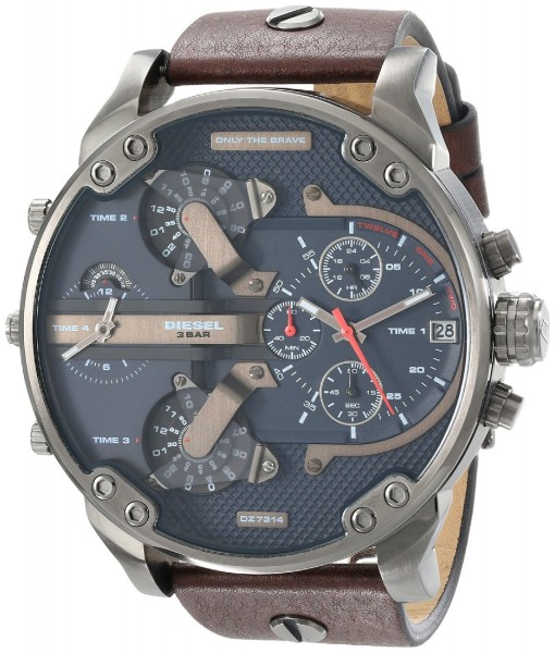 Diesel DZ7314 Herrenuhr Chronograph Mr. Daddy
