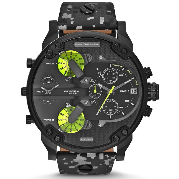 Diesel Herren Armbanduhr Chrono DZ7311