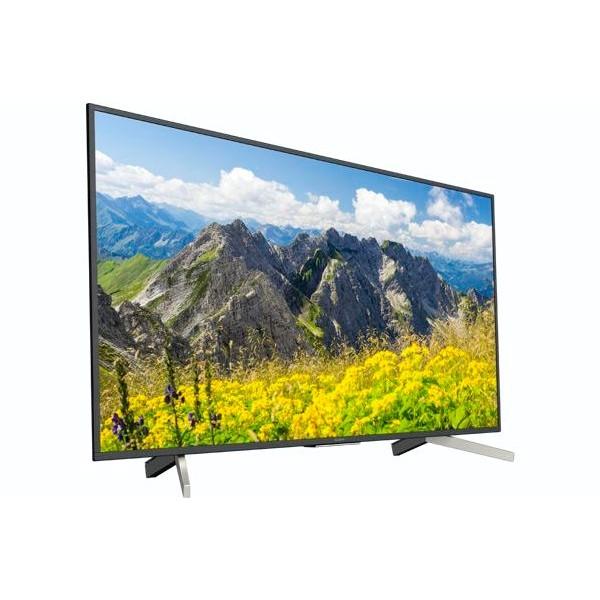 """Smart TV Sony KD49XF7596 49"""" Ultra HD 4K HDR WIFI Schwarz"""