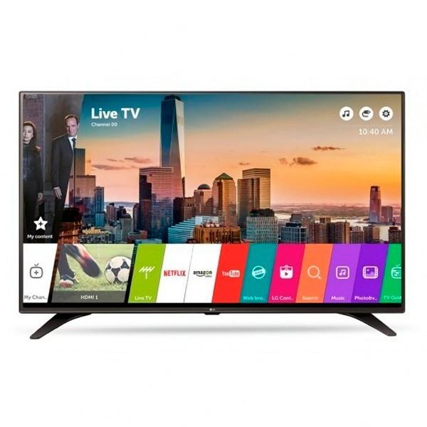 """Smart TV LG 49LJ614V 49"""" Full HD LED Wifi"""
