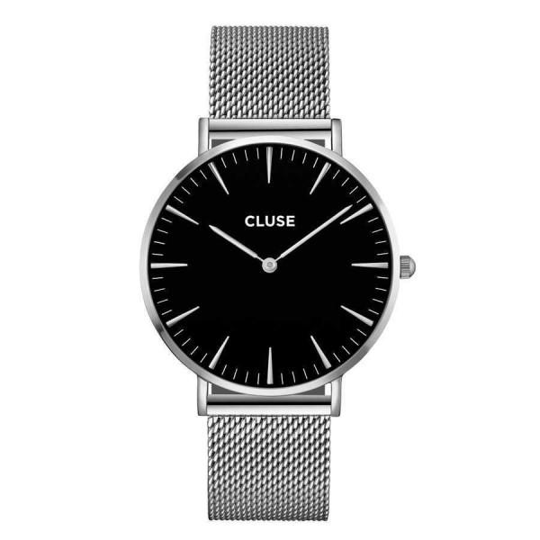 Cluse CL18106 La Bohème Damenuhr Farbe Silber