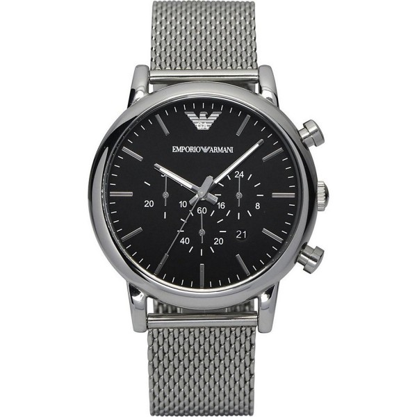 Emporio Armani Herren-Armbanduhr Chronograph AR1811