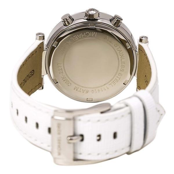 Michael Kors MK2277 Damenuhr Farbe Weiß
