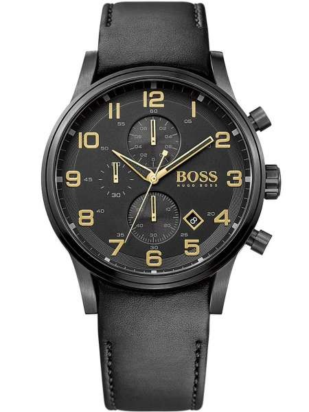 Hugo Boss Herrenuhr Aeroliner 1513274