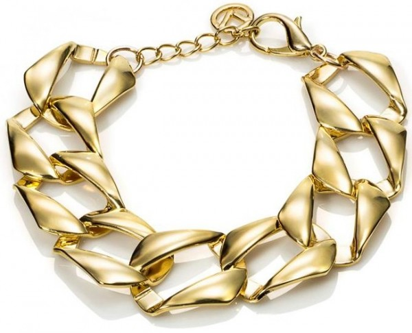 VICEROY Damen-Armband Farbe:GOLD-PLATED SRA FASHION 3145P09012