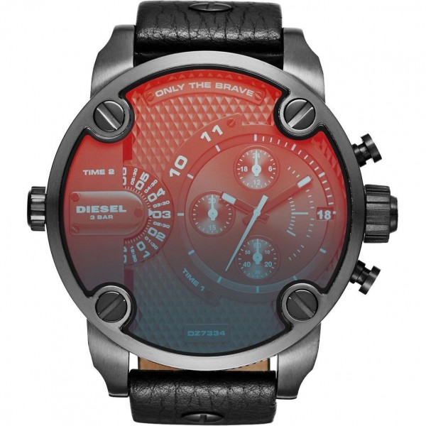 Diesel Herrenuhr little daddy DZ7334