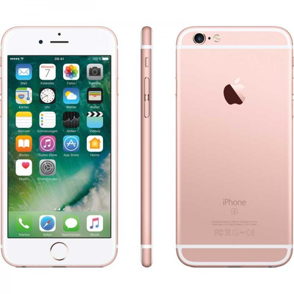 Apple iPhone 6s 4G 32GB rose gold