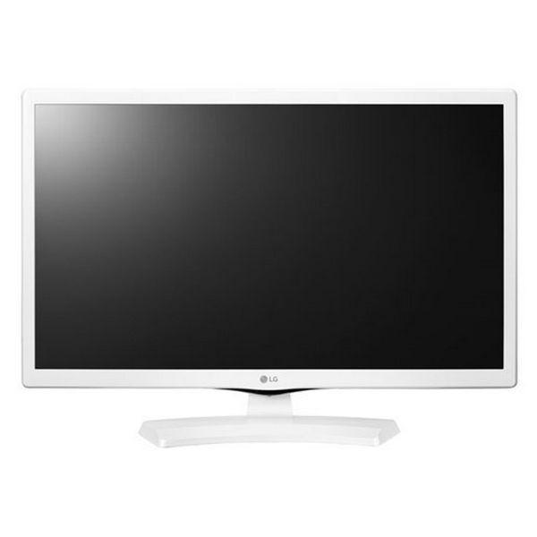 """Fernseher LG 24MT48DW-WZ 24"""" LED HD USB HDMI Weiss"""