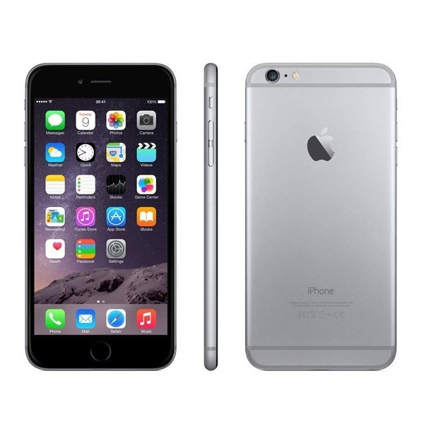 Apple IPHONE 6 4,7 Gold Smartphone Grau