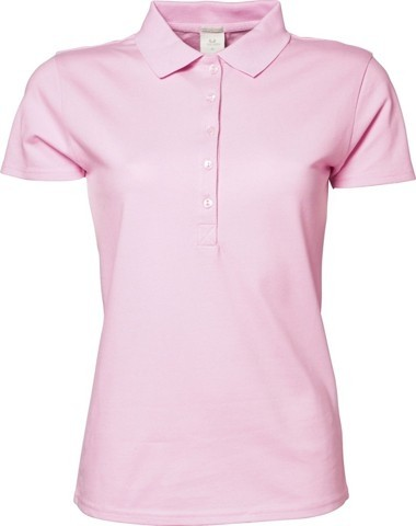 Ladies Stretch-5-Button Polo von Tee Jays