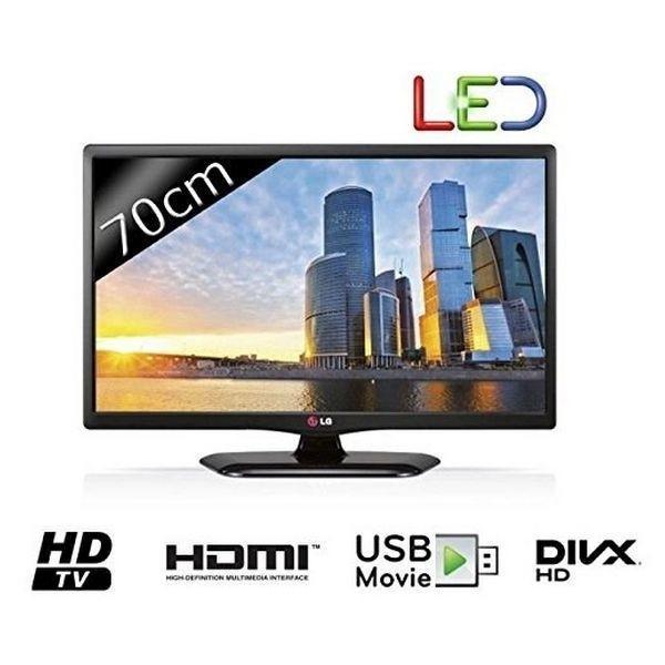 """Fernseher LG 28MT48D PZ 28"""" HD Ready LED Schwarz"""