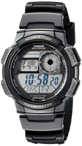 Casio Collection AE-1000W-1AVDF Herrenuhr