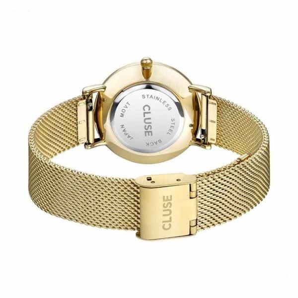 Cluse La Bohème Damenuhr CL18110 Farbe Gold
