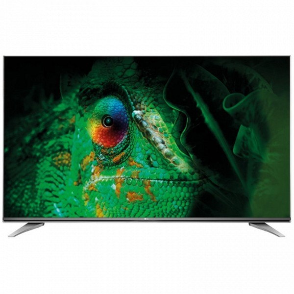 Smart TV LG 49UH750V 49 Zoll Ultra HD 4K Bluetooth Wifi Silber Schwarz