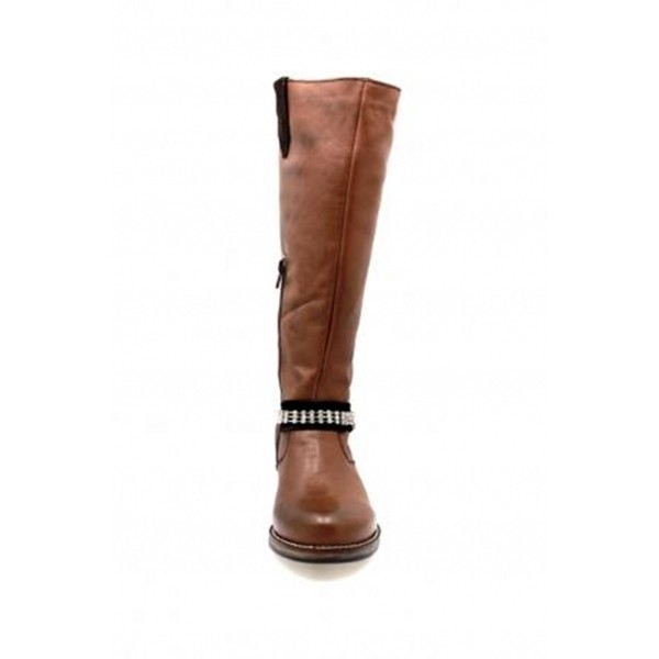 P.Franklin - Stiefel - 3780-Brown
