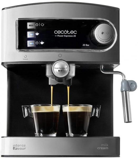 Cecotec Kaffeemaschine Power Espresso 20 .20 bar