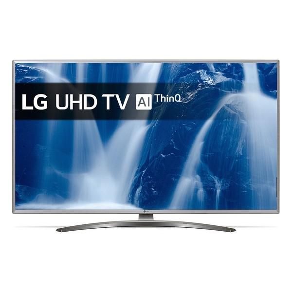 """Smart TV LG 55UM7610 55"""" 4K Ultra HD LED WiFi Silberfarben"""