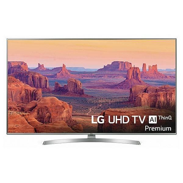 "Smart TV LG 49UK7550PLA 49"" 4K Ultra HD LED WIFI Grau"