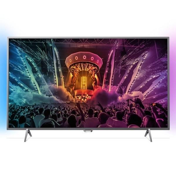 "Smart TV Philips 43PUS6201 43"" Ultra HD 4K LED USB x 3"