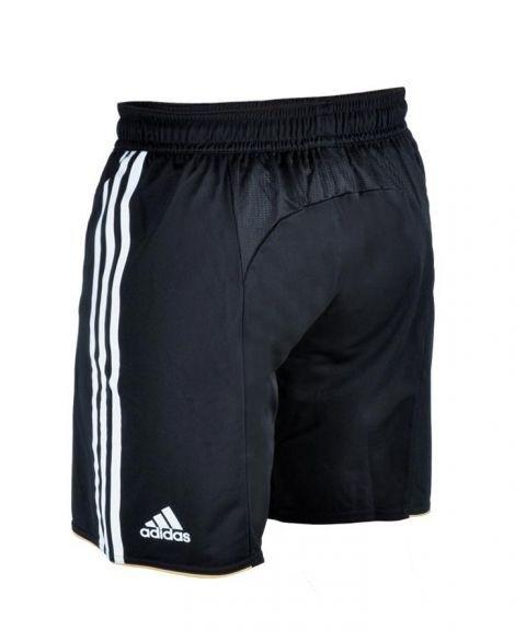 DFB Shorts, schwarz-weiß von ADIDAS