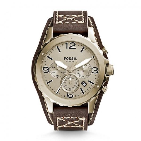 Fossil Nate JR1495 Herren Armbanduhr chronograph