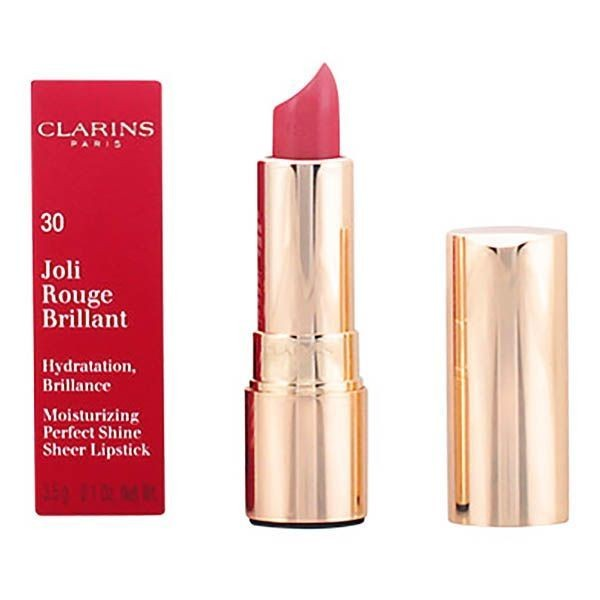 Clarins - JOLI ROUGE BRILLANT 30-soft berry 3,5 gr