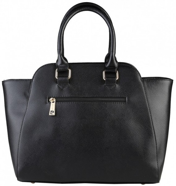 Pierre Cardin PC82684MS75 Black Damen Tasche Handtasche BAG