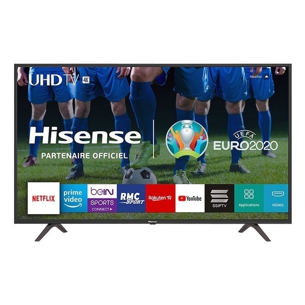 "Smart TV Hisense 65B7100 65"" 4K Ultra HD LED WiFi Schwarz"