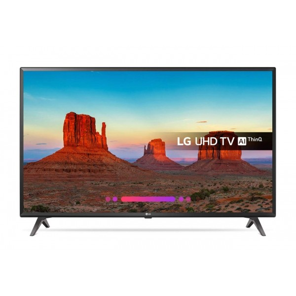 "Smart TV LG 43UK6300PLB 43"" LED 4K Ultra HD WIFI"