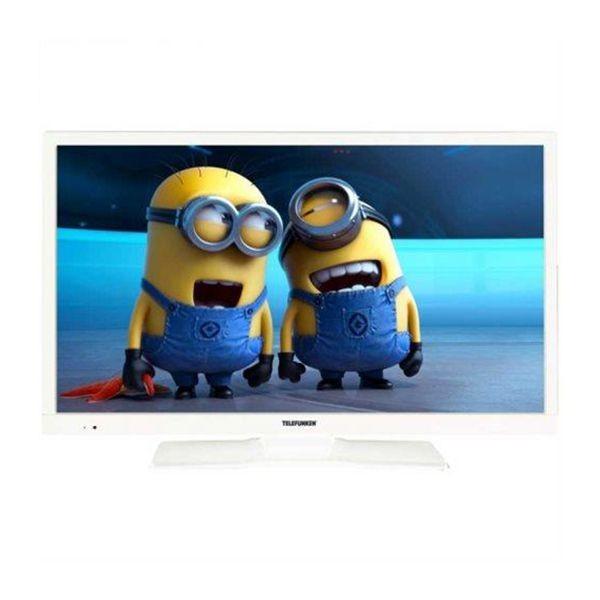 "Fernseher TELEFUNKEN DOMUS49DEVW 49"" Full HD LED Weiß"