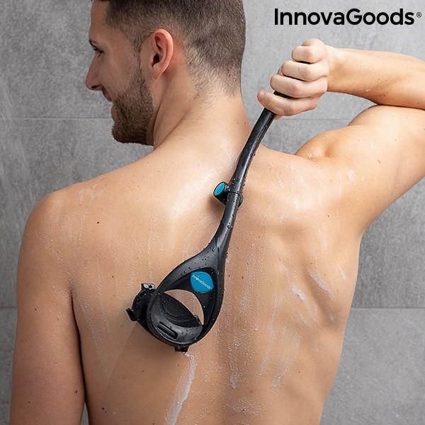 Körperrasierer Rücken Faltbar Omniver