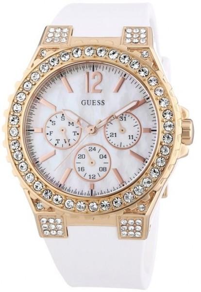 Guess W16577L1 Overdrive Glam Damen-Armbanduhr