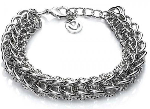 VICEROY Damen-Armband CHAPADO RODIO SYNTHETIC FASHION 3107P09010