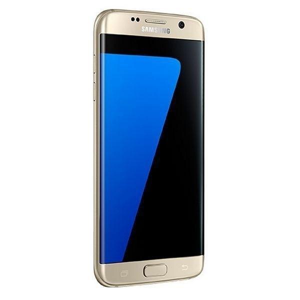 "Handy Samsung SM G935F S7 edge Galaxy 5.5"" 4G 32GB Octa Core Golden"
