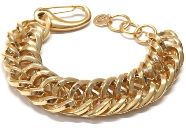 VICEROY Damen-Armband STEEL IP GILD SRA FASHION 6320P01010
