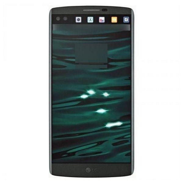 "Handy LG V10 5.7"" 4G 32 GB Hexa Core Schwarz"