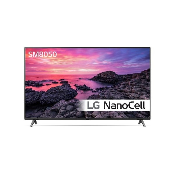 "Smart TV LG 49SM8050 49"" 4K Ultra HD NanoCell WiFi"