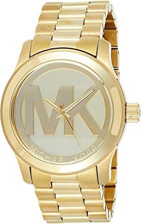 MICHAEL KORS Damenuhr MK5473 Farbe Gold