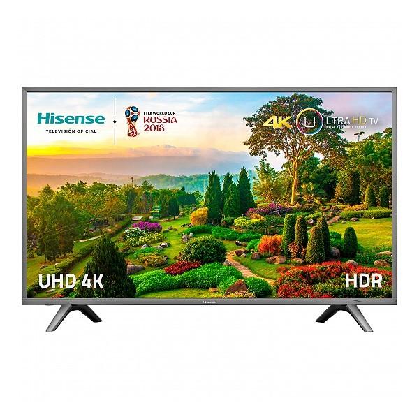 "Smart TV Hisense H49N5700 49"" Ultra HD 4K WIFI Slim Silber"